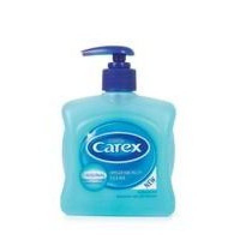 CAREX LIQUID SOAP 500ML PK2 KJEYC5002
