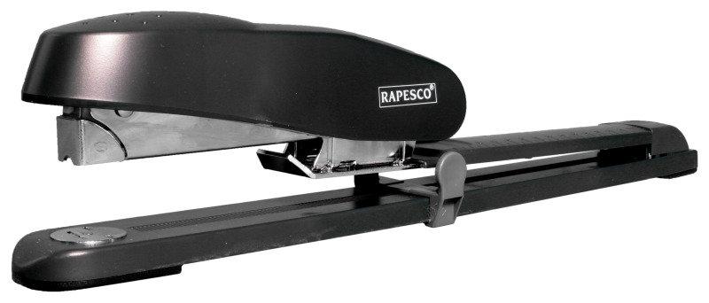 RAPESCO LONG ARM STAPLER R790 CHARCOAL