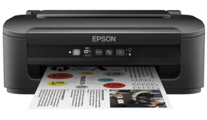 Epson WorkForce WF-2010W Wireless A4 Inkjet Printer