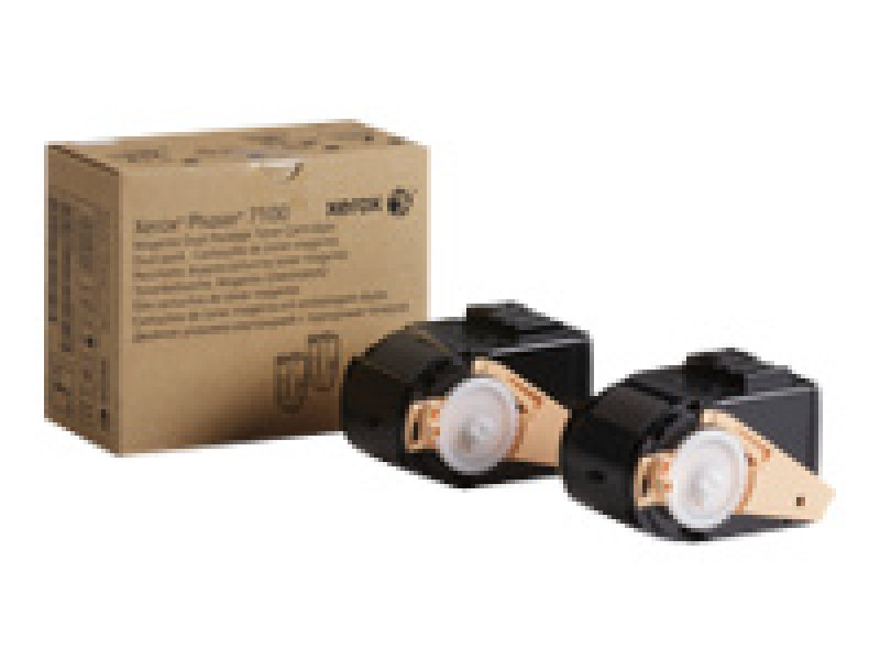 Xerox 106R02603 Magenta Toner Cartridges - Twin Pack