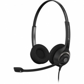 Sennheiser sc260 bin n/c headset