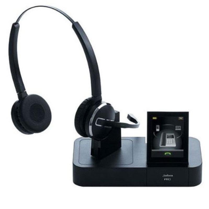 Image of Jabra Pro 9465 Duo Wireless Headset
