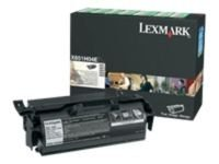 Lexmark Toner cartridge - Black - 25000 pg High Yield