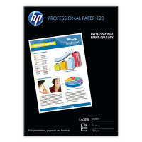 HP Professional A4 120gsm Glossy Laser Paper - 250 Sheets