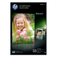 HP Everyday Glossy Photo Paper-100 Sheets