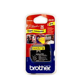 Brother MK 631BZ Non-laminated tape