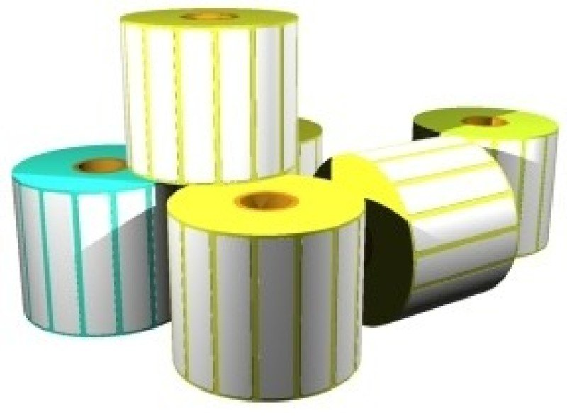 Image of DURATHERM II PAPER - 1 BOX - 32 ROLLS CORE 19/57 IN