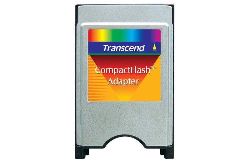 Transcend Compactflash To Pcmcia Adaptor