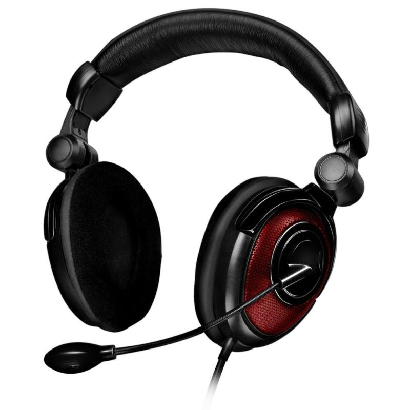 Speedlink Medusa Nx 5.1 Surround Gaming Headset - Red