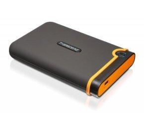 Transcend 500GB Storejet Hard Drive