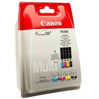 Canon CLI-551 Multi Pack Ink Cartridge