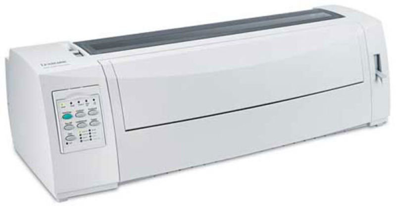 Lexmark Forms Printer 2581n+ B/W Dot-matrix printer