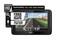 TomTom GO LIVE 1005 HDT&M EU Full Europe Lifetime Maps & 3 Years Live Services
