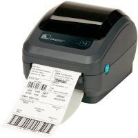 Zebra Technologies GK420d DT USB/Ethernet EU/UK with Dispenser Label Printer