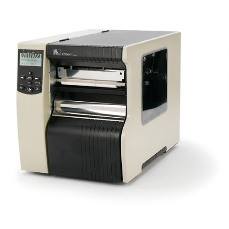Zebra Xi Series 1704Xi4 Mono Network Thermal Transfer Label Printer  Parallel Serial and USB