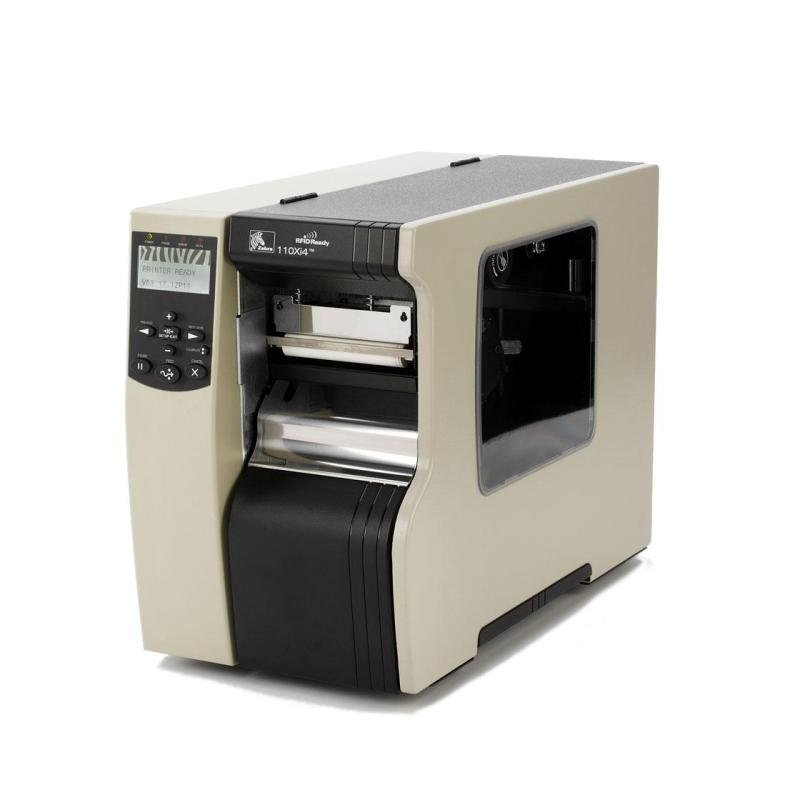Zebra Xi Series 110Xi4 Mono Network Thermal Transfer Label Printer  Parallel Serial and USB