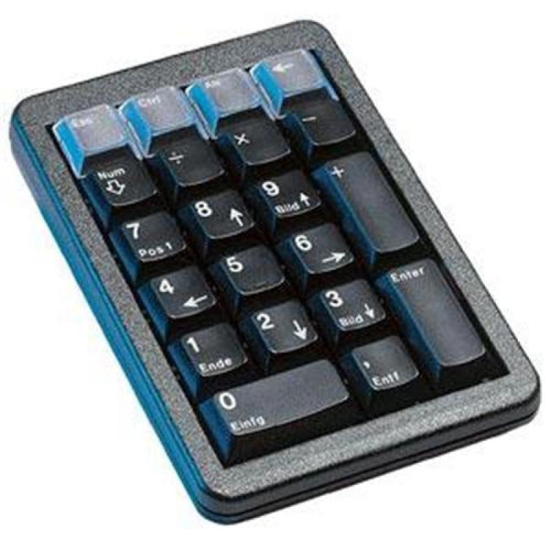 Cherry G84-4700 Compact Programmable USB Keypad (black)