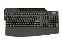 Lenovo ThinkPlus Enhanced Performance USB Keyboard - black - UK