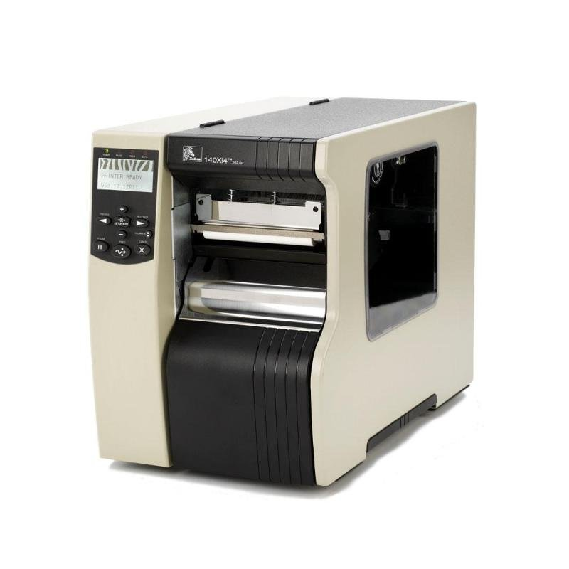 Zebra Xi Series 140Xi4 Label printer Review
