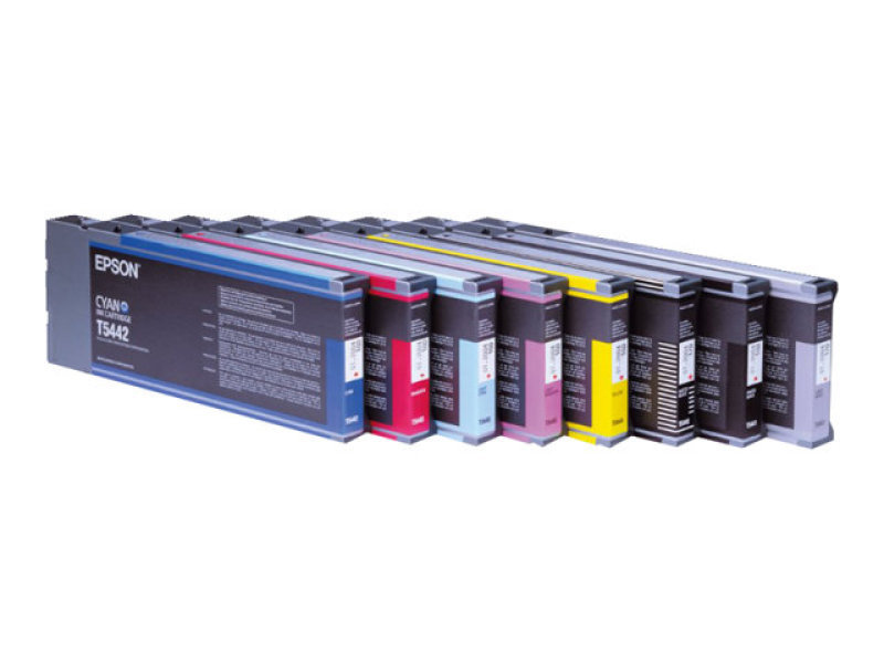 Epson T5443 - Print cartridge - 1 x pigmented magenta