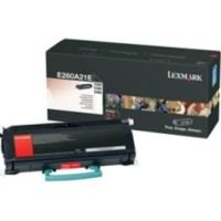 *Lexmark E260A31E Black Toner Cartridge