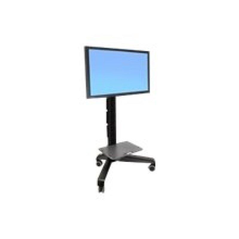 Ergotron Neo-Flex Mobile MediaCenter VHD - Cart for LCD display