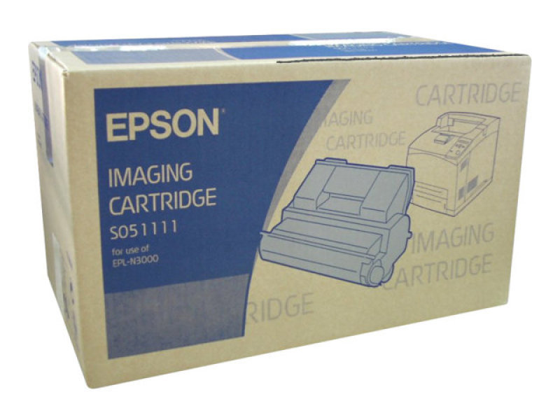 Epson Black Toner Cartridge