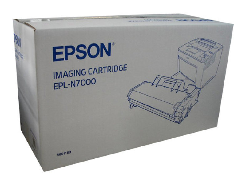 Epson Toner/Black Imaging Cartridge For EPL-N7000
