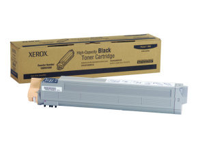 *Xerox Phaser 7400 Black Toner Cartridge - 15000 pages