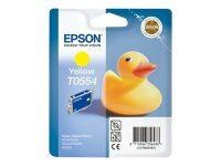 Epson T0554 8ml Yellow Ink Cartridge 290 Pages