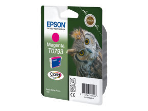 Epson T0793 Magenta Cartridge - 720 Pages