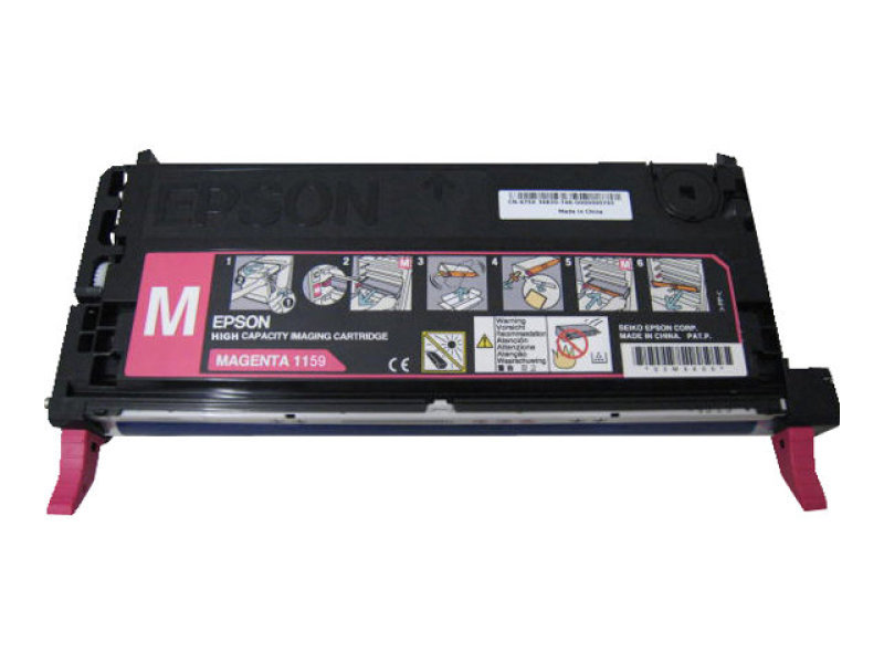 Epson C2800 Magenta Laser Toner Cartridge 6000 Pages