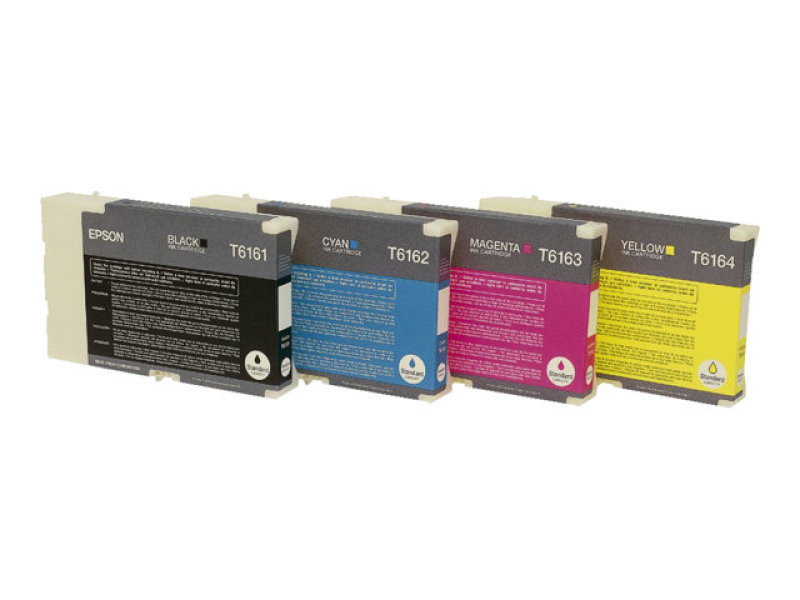 Epson T6164 - Print cartridge - 1 x yellow - 3500 pages
