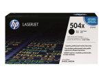 HP 504X Black Toner Cartridge 10,500 Pages - CE250X