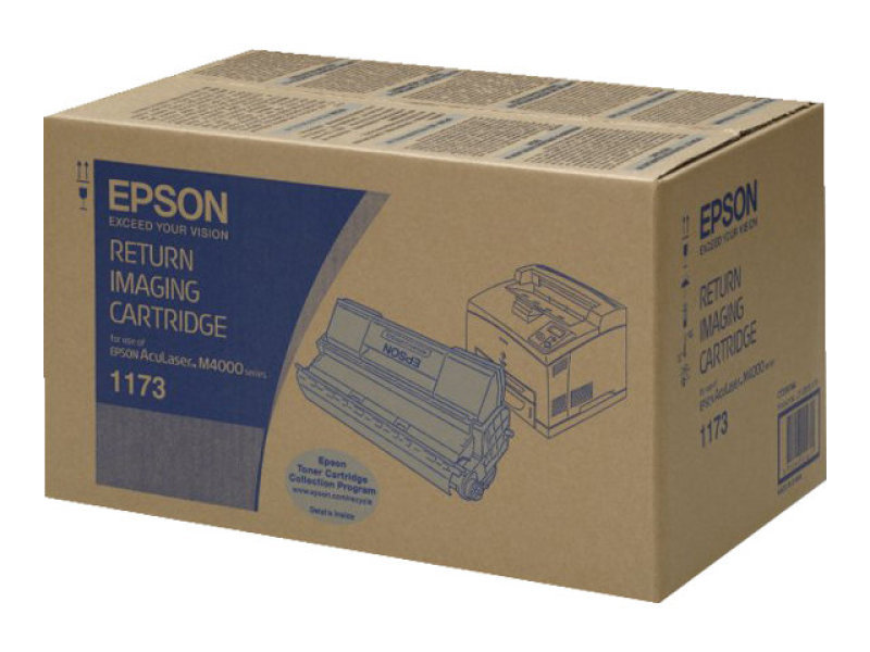 Epson AcuLaser M4000 Return Imaging Cartridge