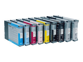 Epson T6057 - Print cartridge - 1 x light black
