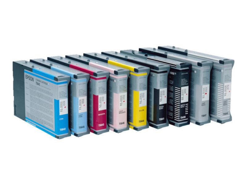 Epson T6059 - Print cartridge - 1 x light light black