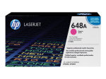 HP 648A Magenta Toner Cartridge - CE263A
