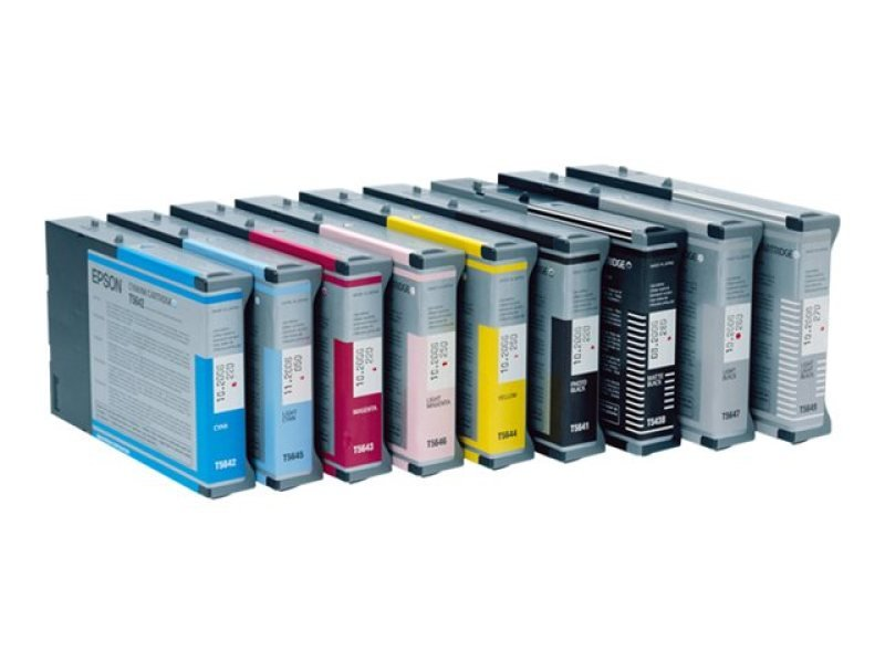 Epson T602C - Print cartridge - 1 x light magenta