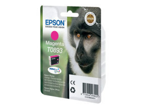 Epson T0893 Magenta Ink Cartridge