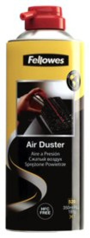 Fellowes HFC Free Air Duster 520ml Can 350ml Fill