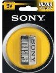 Sony Ultra 9V Zinc Battery