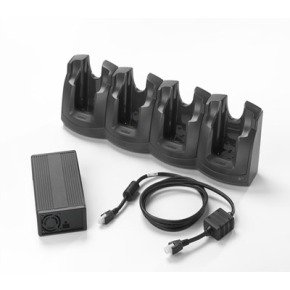 Kit:mc3x 4 Slot Charge Only - Cradle Kit In