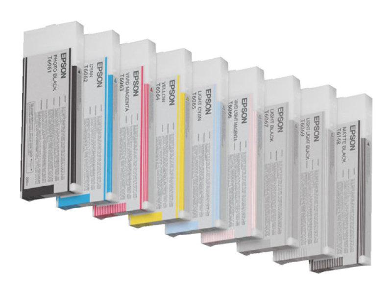 Epson T6065 Light Cyan Ink Cartridge