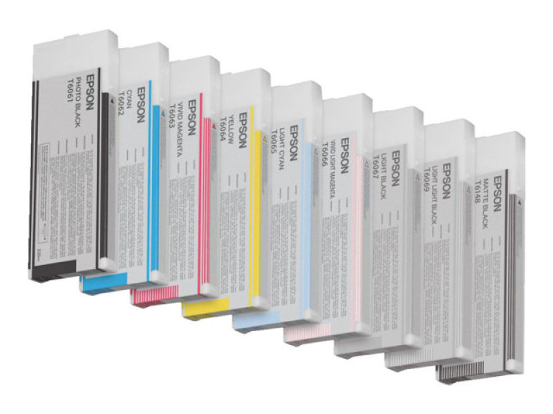 Epson T6066 Vivid Light Magenta Ink Cartridge