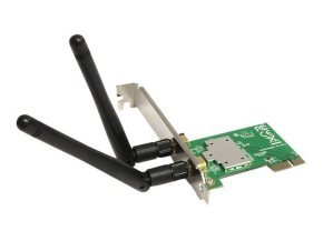StarTech.com PCIe 300 Mbps Wireless N Network Adapter 802.11n/g 2T2R