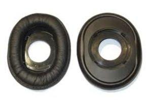Plantronics Circumaural Leatherette Ear Cushion for Plantronics SupraPlus Series Corded Headsets (2 Pack