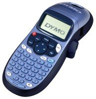 Dymo Letratag LT-100H Label Maker Blue Blister Pack