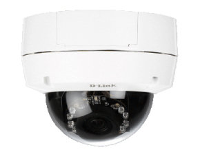 D-link DCS-6511HD Fixed Dome Day And Night Network Camera