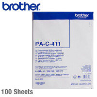 Pac411 A4 Thermal Paper 100 Sheets